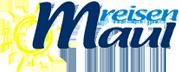 Maulreisen-Reisebüro Logo